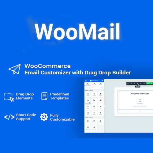 افزونه سفارشی سازی ایمیل های ووکامرس